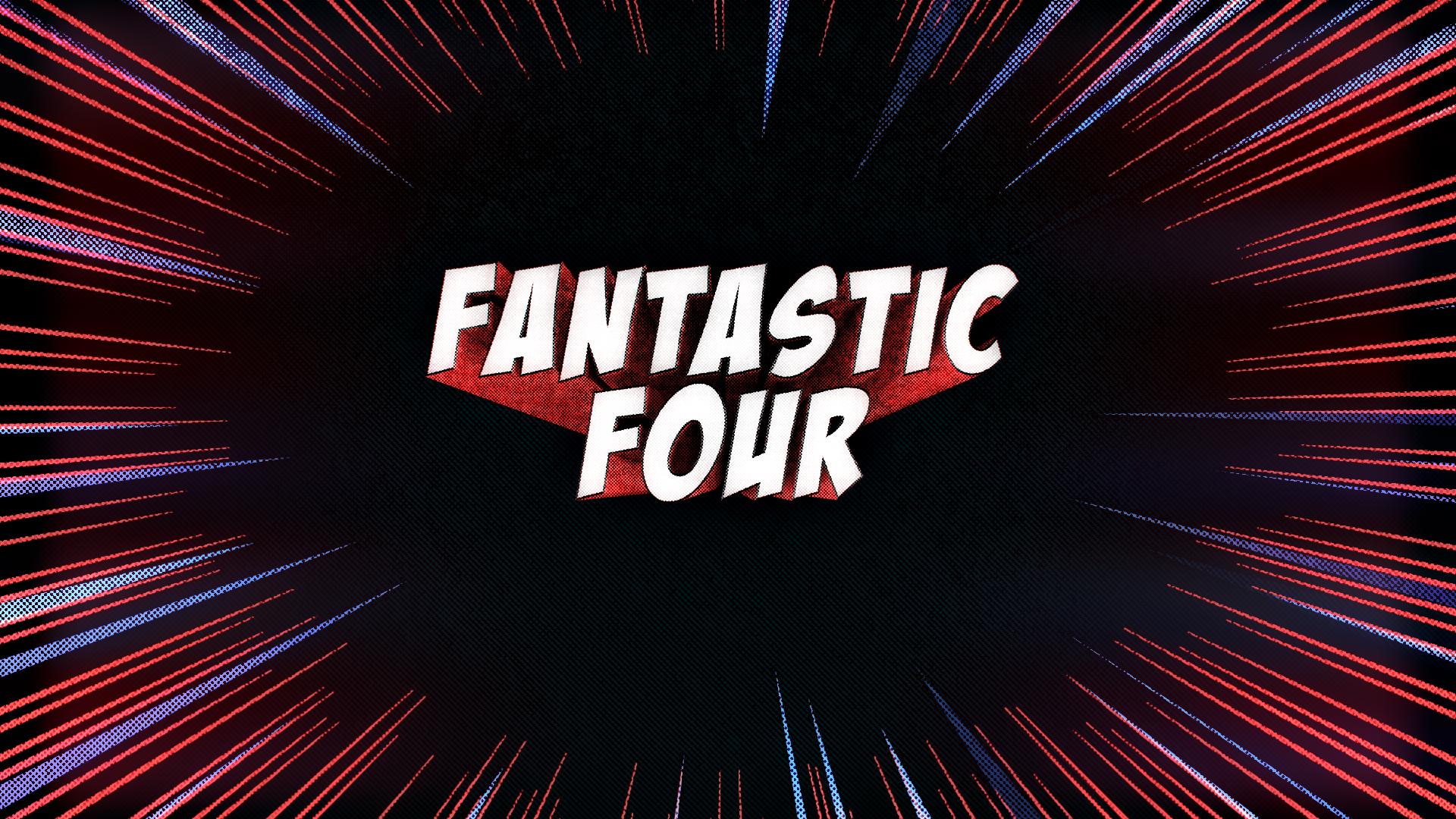 Fantastic Four   Trailer Cards