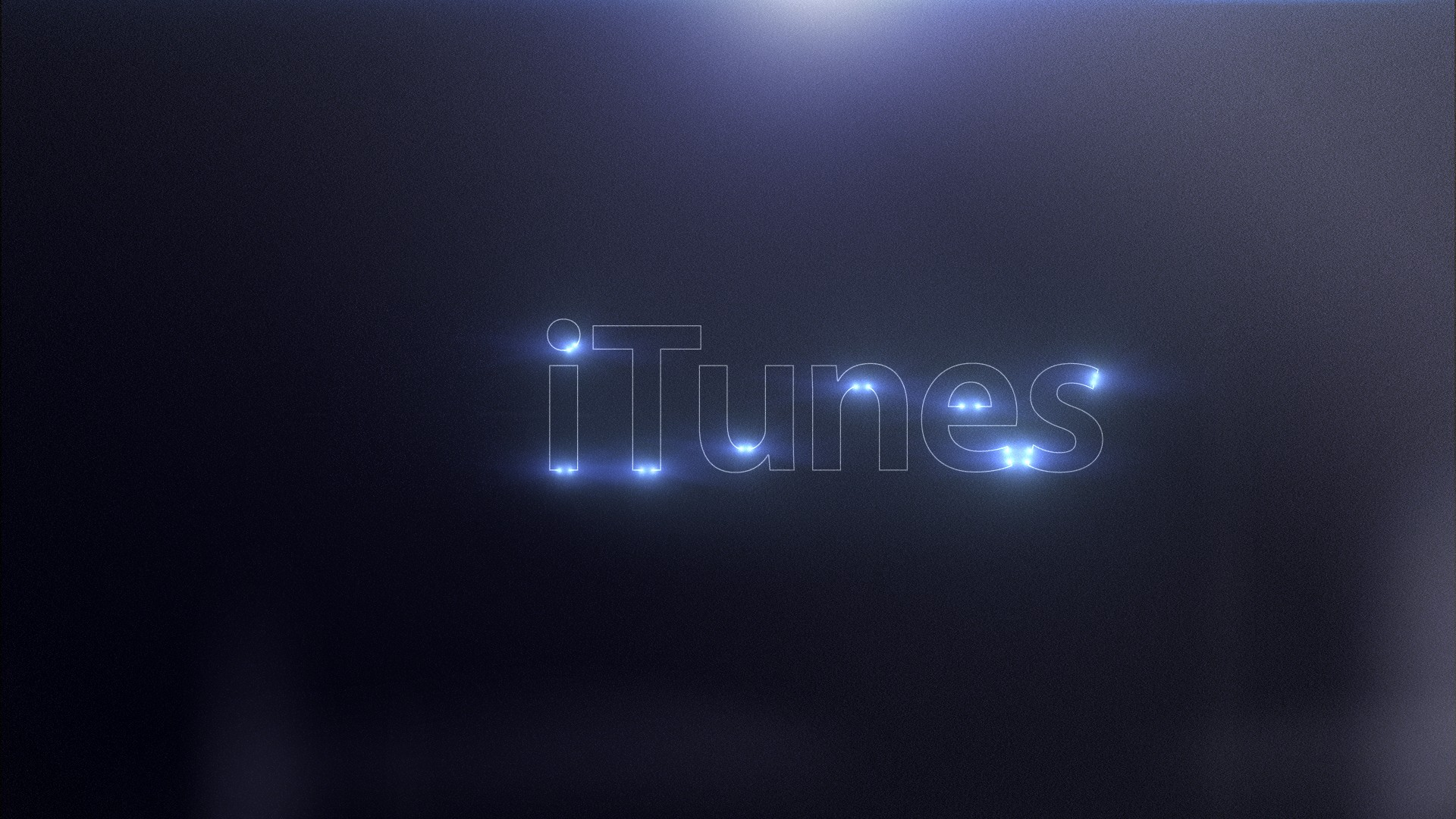 iTunes | Logo Reveal